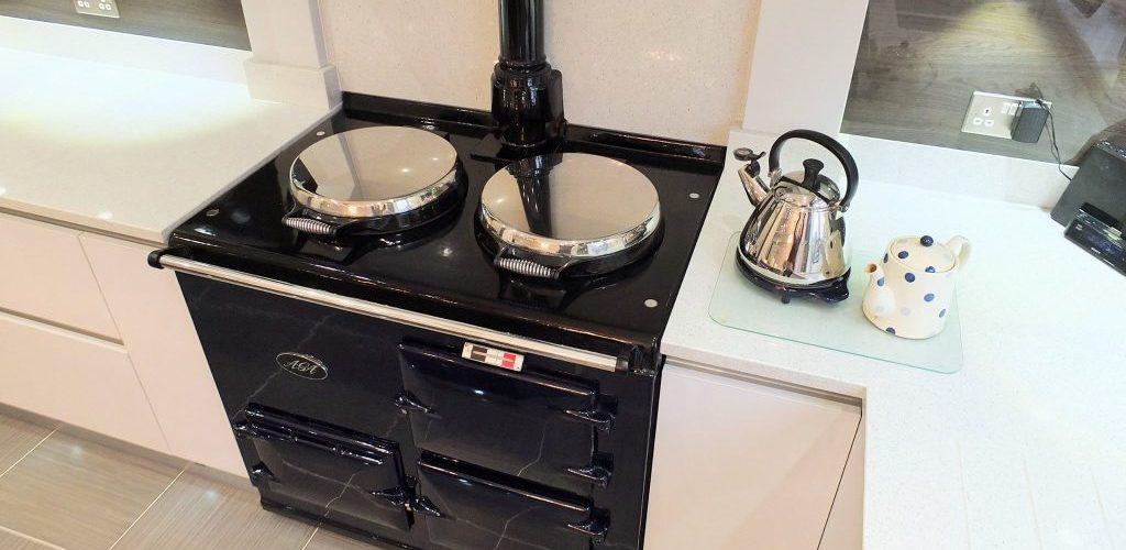 Winsford Gardens kitchen stove appliance