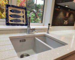 Winsford Gardens kitchen sink view