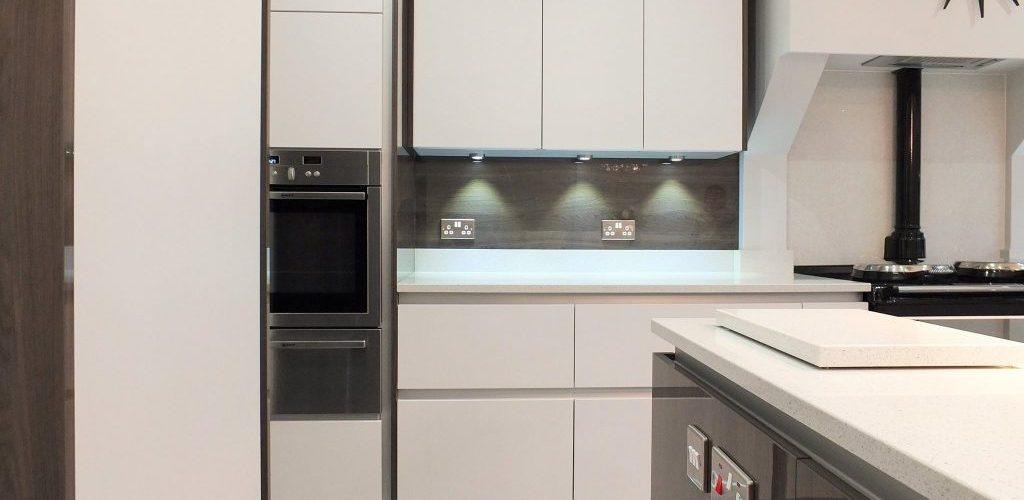 Winsford Gardens kitchen design modern