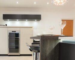 High Road beer fridge kitchen design