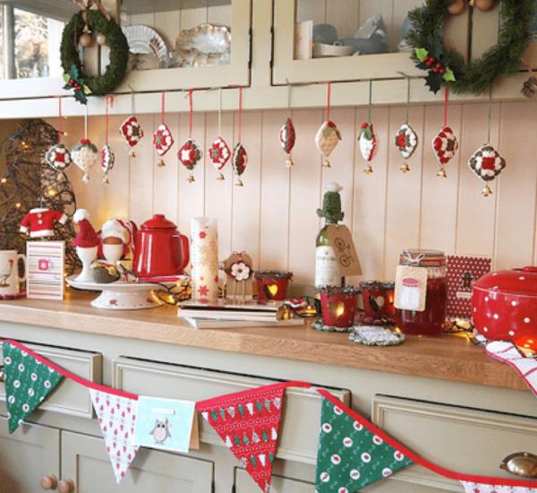 christmas kitchen design