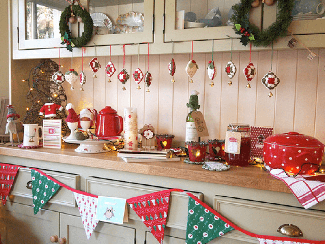 A Cosy Christmas Kitchen Design