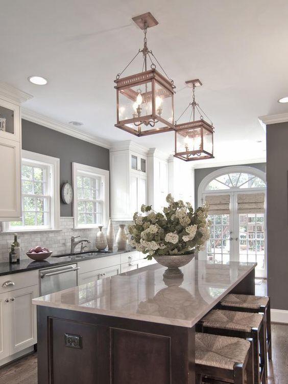 Styling A Grey Kitchen Blog Roman Kitchens
