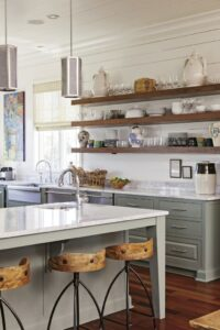open design kitchen