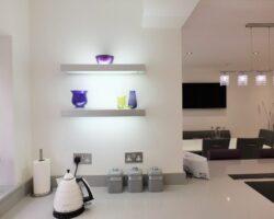 Rectory Garth living room design