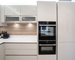 Sandhill Road modern kitchen appliances