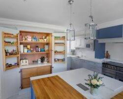 Hamilton House kitchen and pantry ideas
