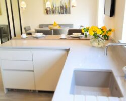 Sidwell Chase kitchen sink