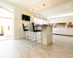 Sidwell Chase simple countertop design