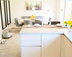 Sidwell Chase modern kitchen design