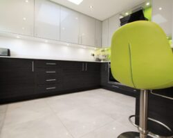 Woodford Avenue white kitchen design