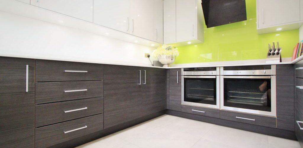 Woodford Avenue modern kitchen design