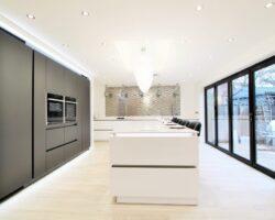 Uplands Road modern kitchen design