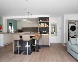 Claremont Gardens kitchen design