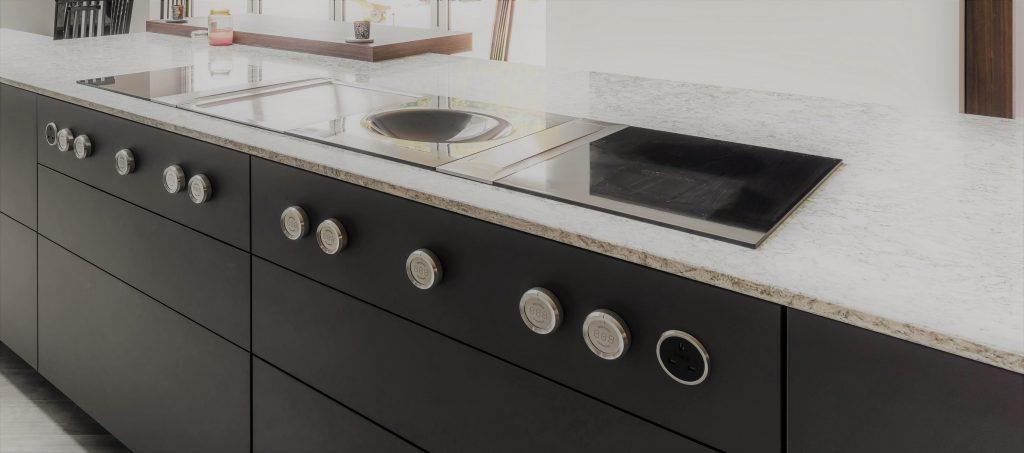 Kiln House Hall Road sophisticated kitchen range