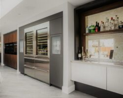 Kiln House Hall Road simple kitchen pantry