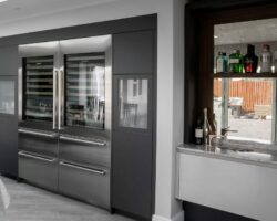 Kiln House Hall Road kitchen built in pantry design