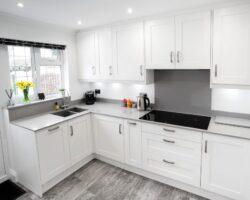 Roseberry Avenue wood kitchen design