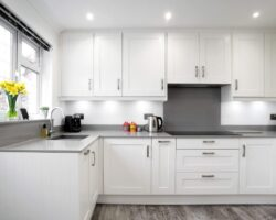 Roseberry Avenue kitchen and sink