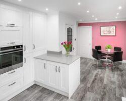Roseberry Avenue kitchen new design