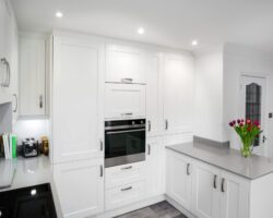 Roseberry Avenue kitchen drawers and cabinets