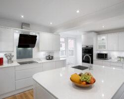 Albany Road kitchen new design