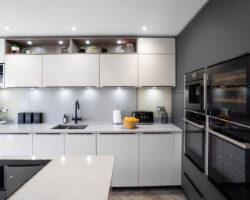 Whitehouse Chase view of kitchen appliances