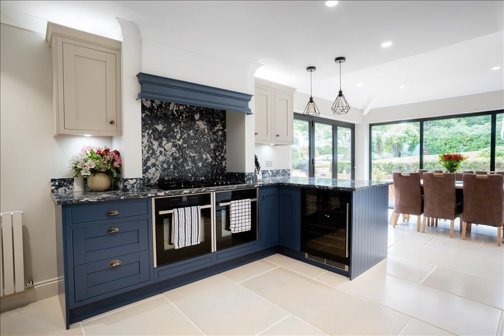 Bespoke fitted kitchens in Hockley