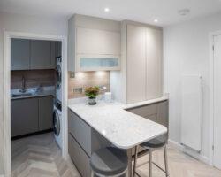 Oak Close kitchen cabinet