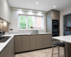 Neutral color for kitchen design