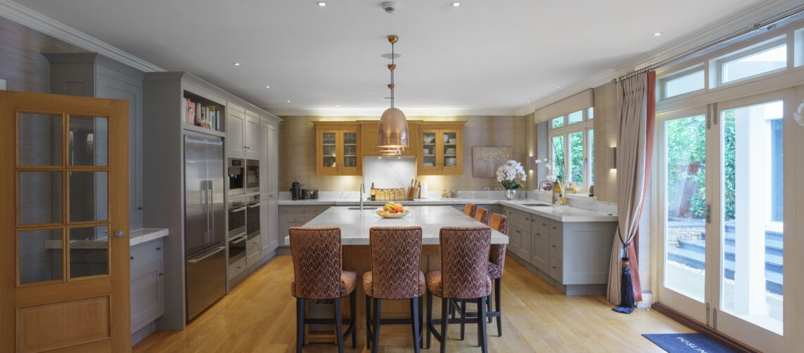 Kitchen designers in Essex