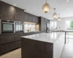Fitted bespoke kitchen in Essex