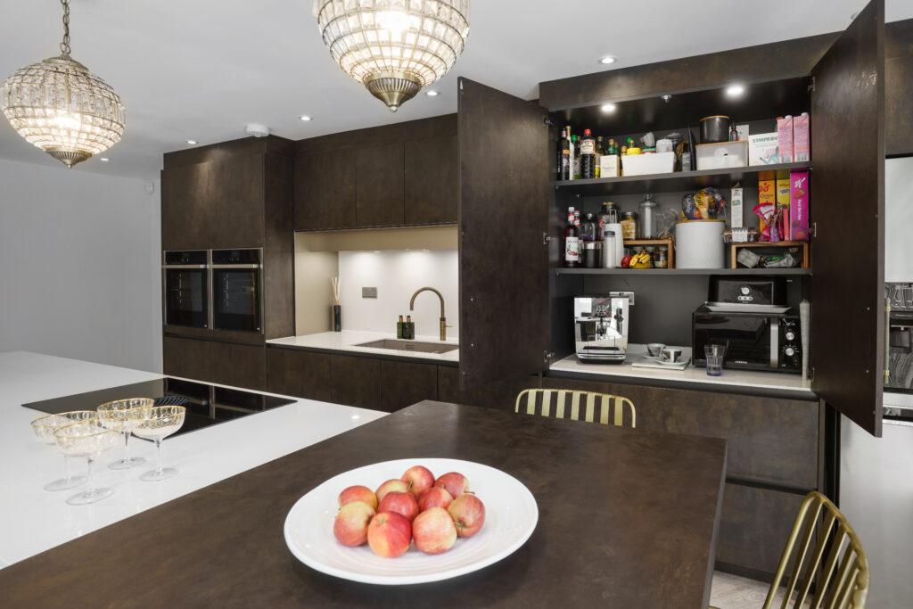 bespoke kitchens Hullbridge