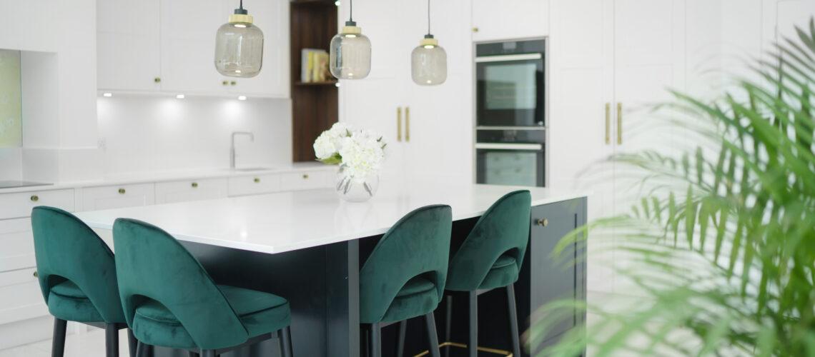 Bespoke kitchens in ramsden bellhouse