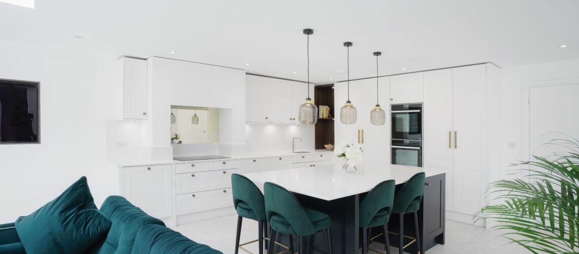 bespoke kitchens in Hadleigh