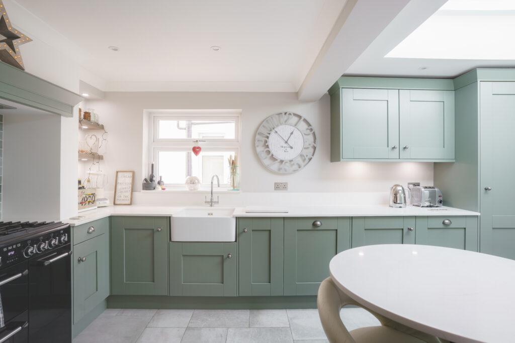 bespoke fitted kitchen Hadleigh