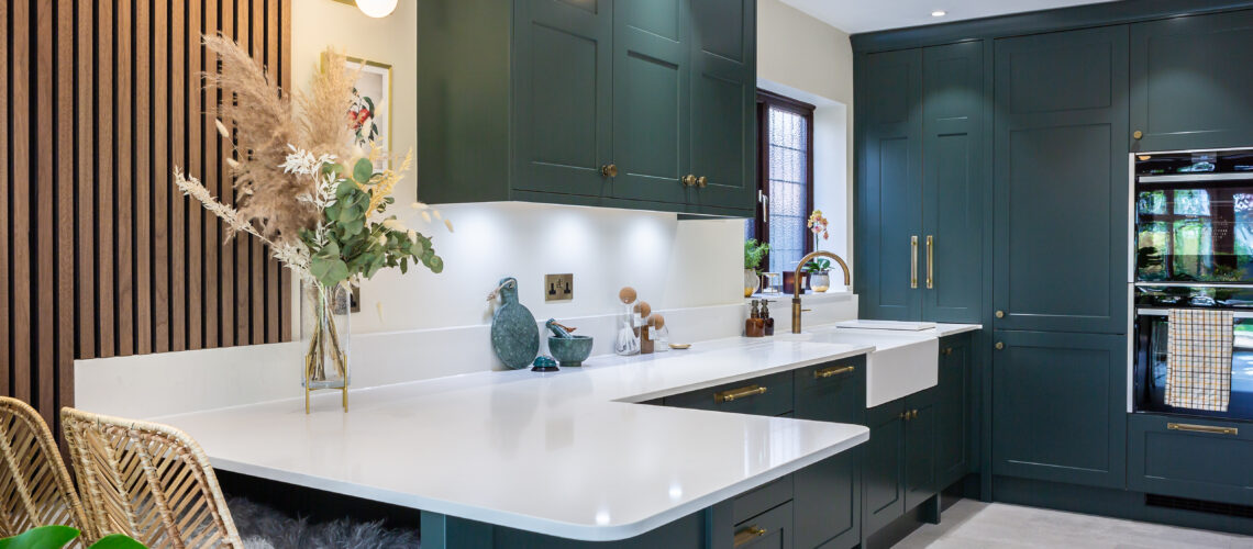 Bespoke kitchens in Hockley